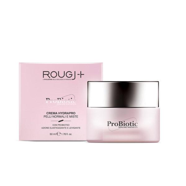 Rougj crema viso pelli normali e miste proBiotic Skincare